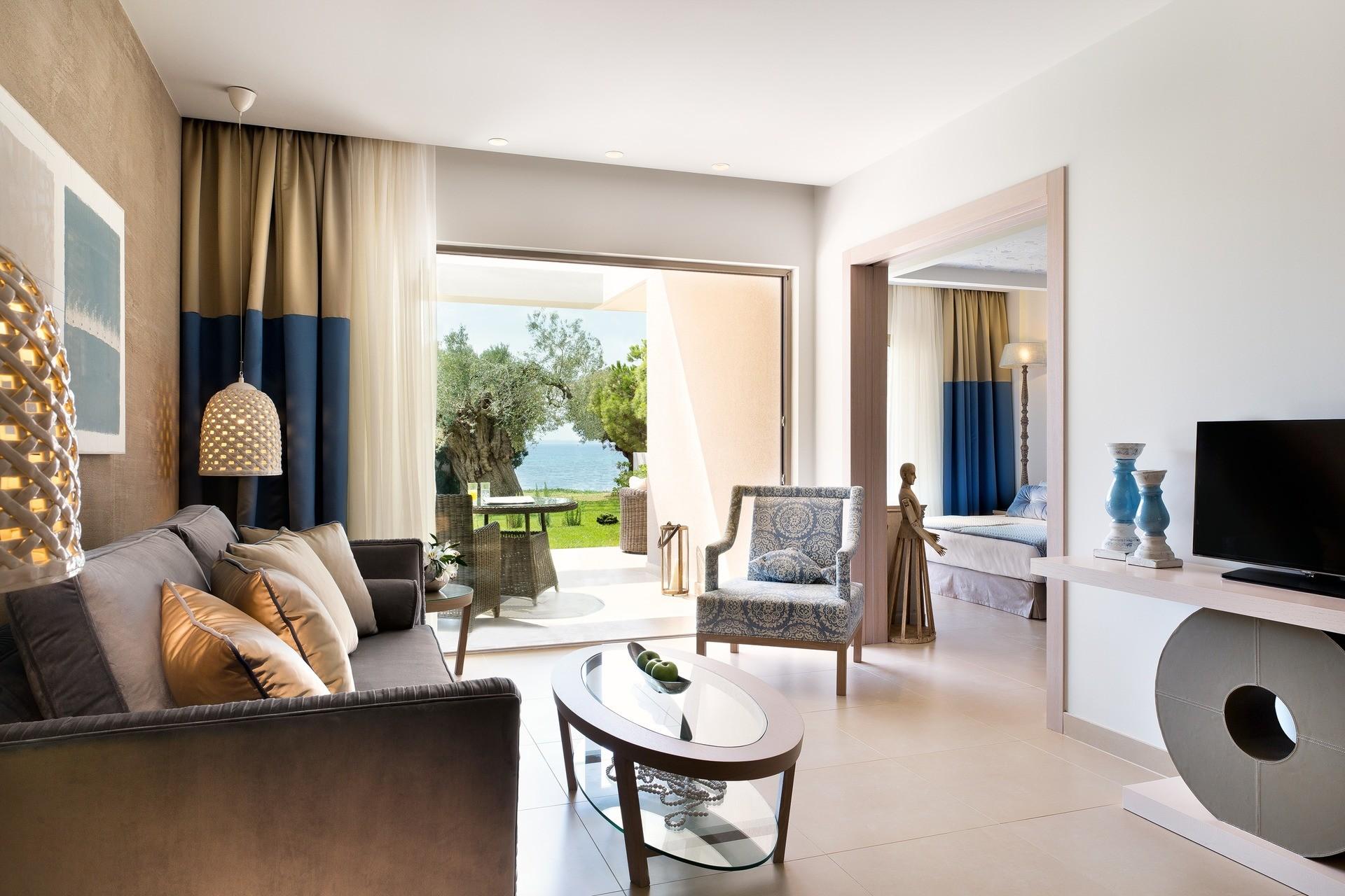 Ikos Olivia: состоялось открытие одного из самых ожидаемых отелей Греции в 2015 году!
