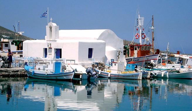 Лучшие турнаправления по греческим островам