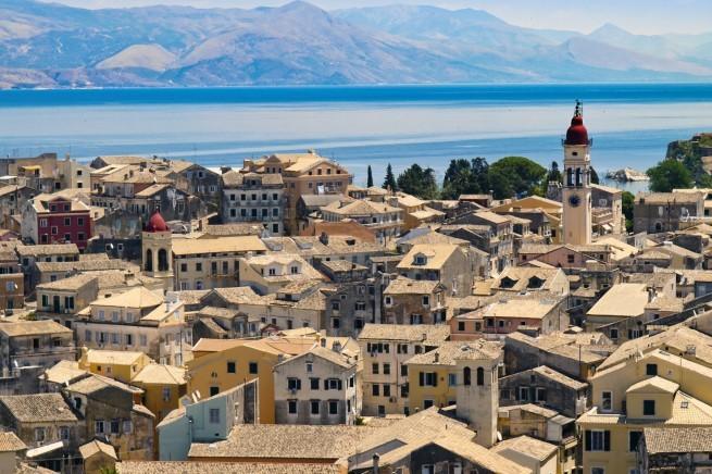 туры на Корфу в августе