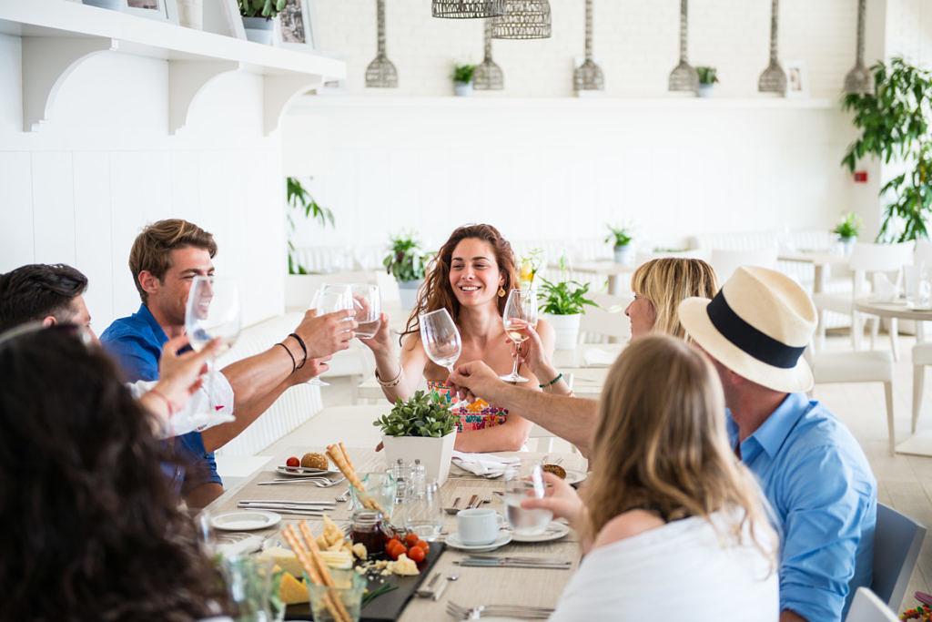 Dining Experience Ikos