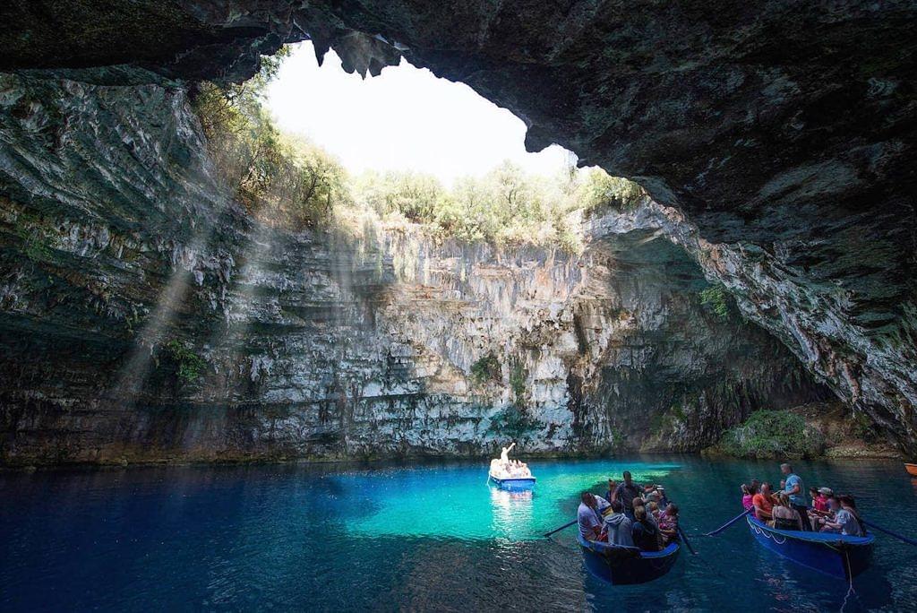 3 самых необычных места в Греции