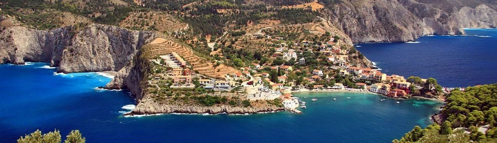 Фискардо - курорт на острове Кефалония