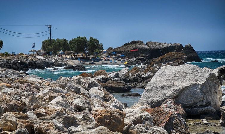 Палеохора на Крите - невеста Ливийского моря