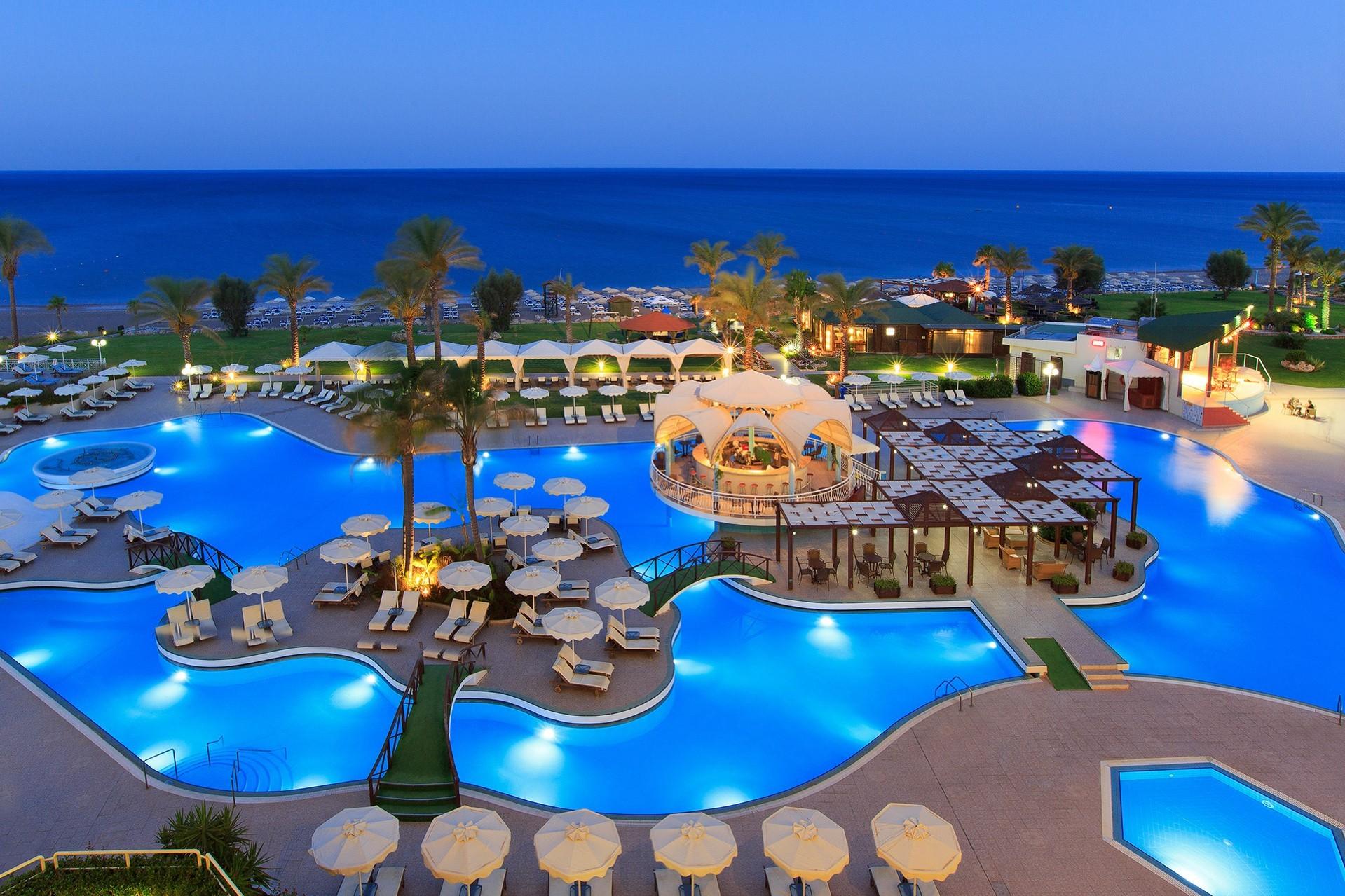 Греция фото отелей 5 звезд пляж