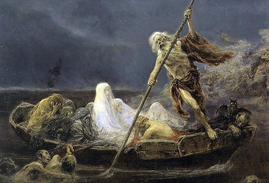 Лодка Зарона