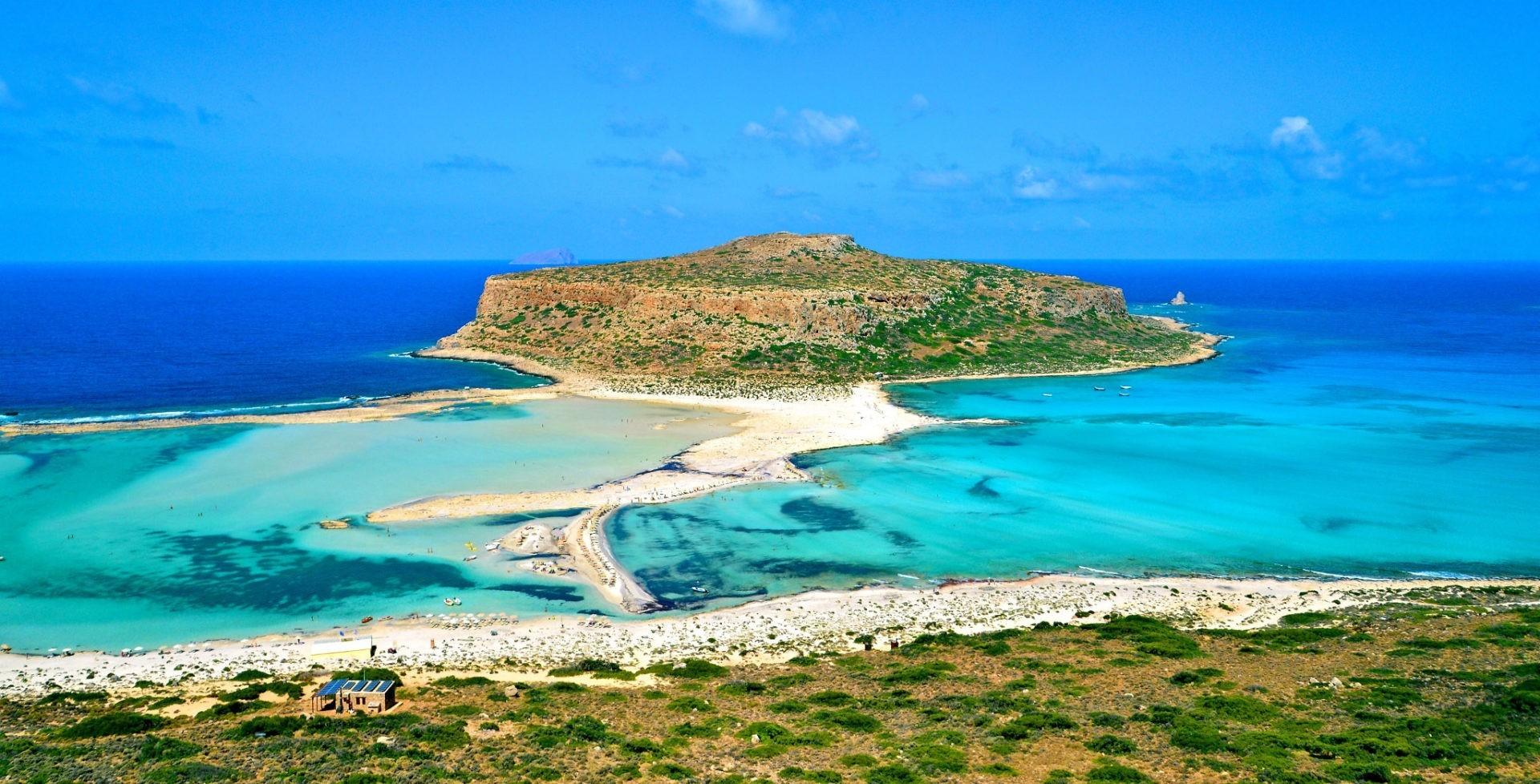7 самых красивых пляжей Крита