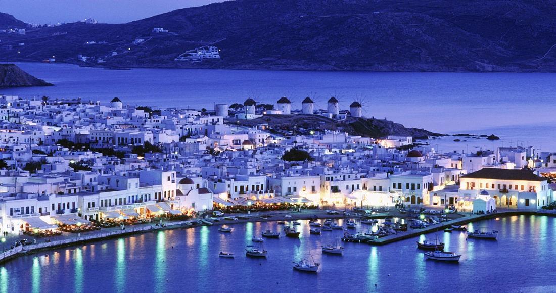 Остров Миконос. Престижно и модно