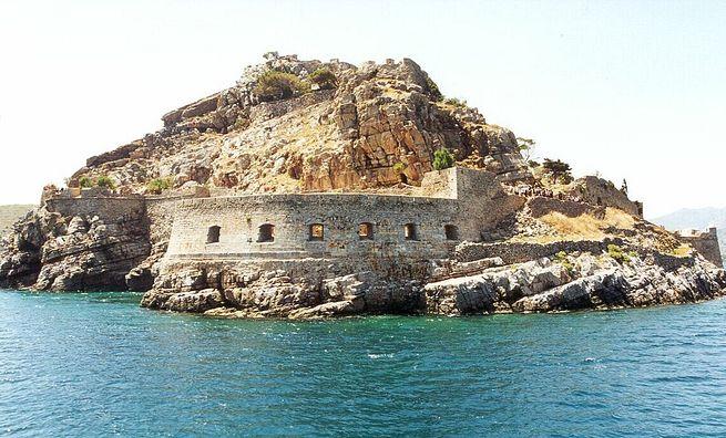 Спиналога Греция