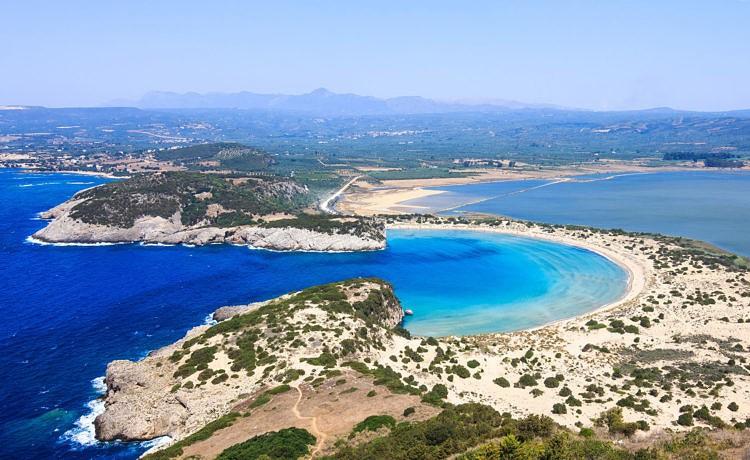 Полуостров Пелопоннес. Греция в миниатюре