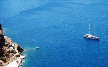Греция – страна трех морей