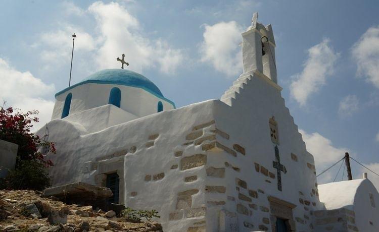 Остров Парос (Греция)