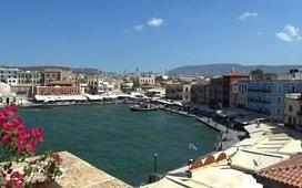 Ханья, Крит. Первые впечатления