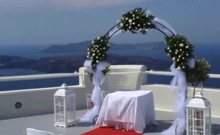 Санторини - остров любви!