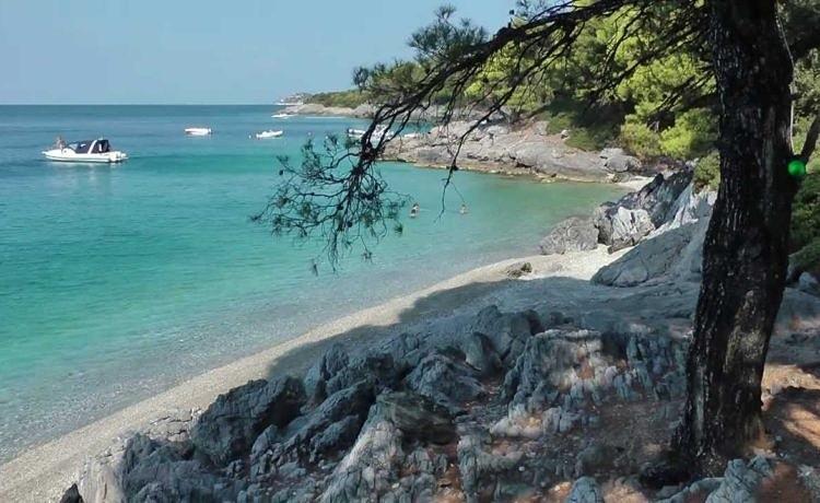 Пляжи острова Скопелос
