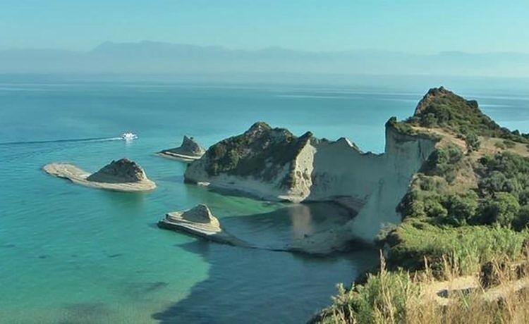 Остров Корфу (Керкира) (видео туриста)