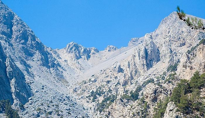 6 природных достопримечательностей Крита