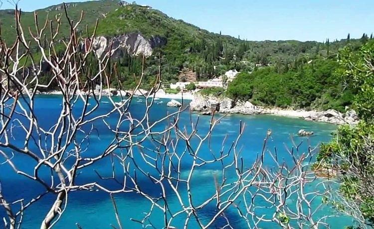 Остров Корфу (видео)