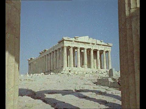 Афины в 1961 году (англ.)