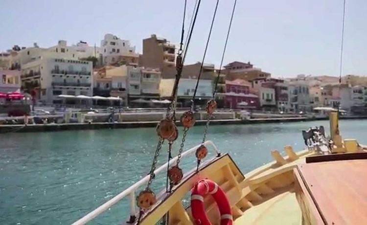 Агиос Николаос. Ритм сердца Крита (видео)