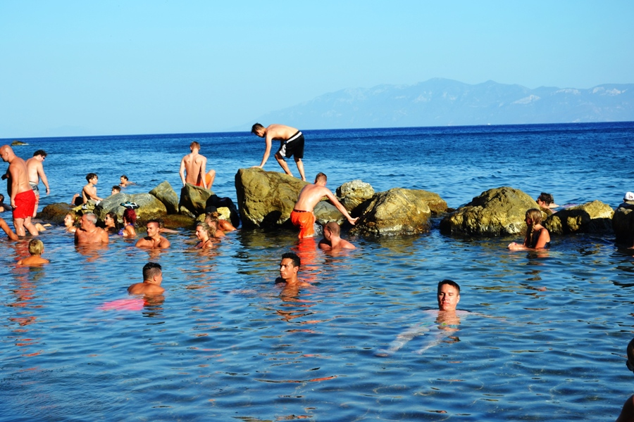Термы на острове Кос