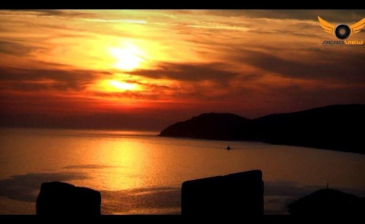 Тасос - изумрудный остров в Эгейском море