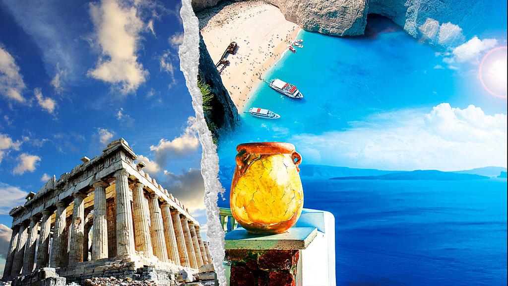 отдых в Греции. Выбери свой курорт