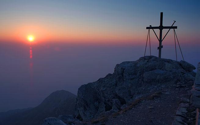 Гора Афон – да возверуют язычники, или Женщинам вход воспрещен
