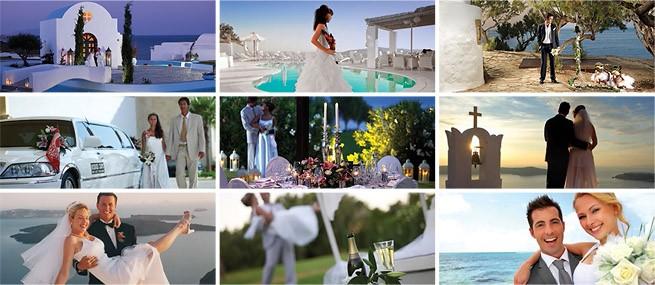 Организация свадеб в Греции Beleon Tours