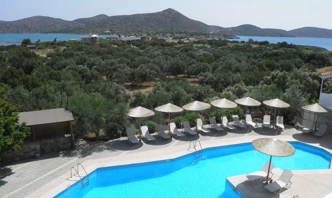 Топ-5 трёхзвёздочных отелей Крита