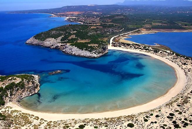 Полуостров Пелопоннес – райский уголок античной Греции