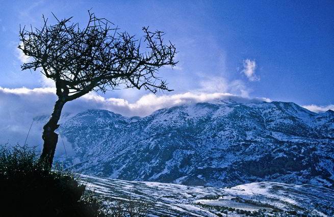 Зимний отдых на островах Греции