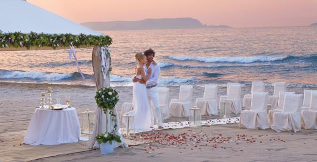 Греция – идеальное место для свадьбы?