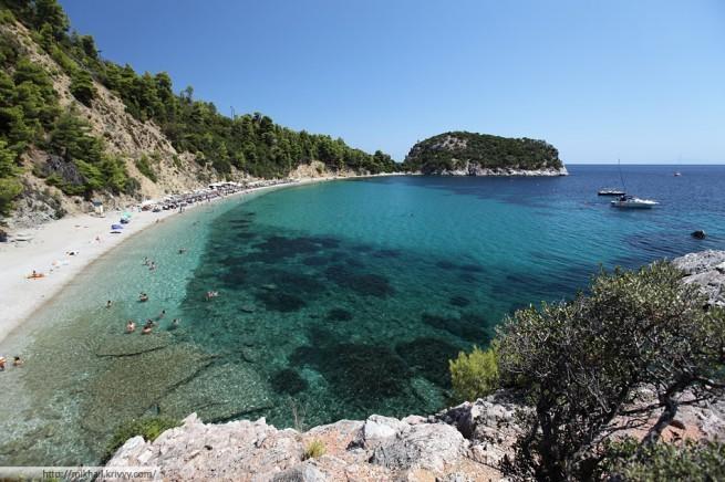Пляж Веланио