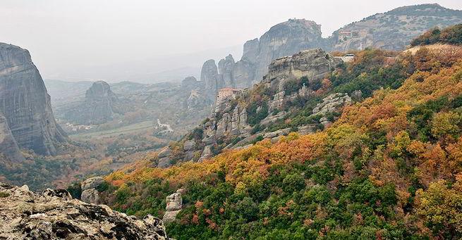 Стоит ли ехать в Грецию в ноябре?