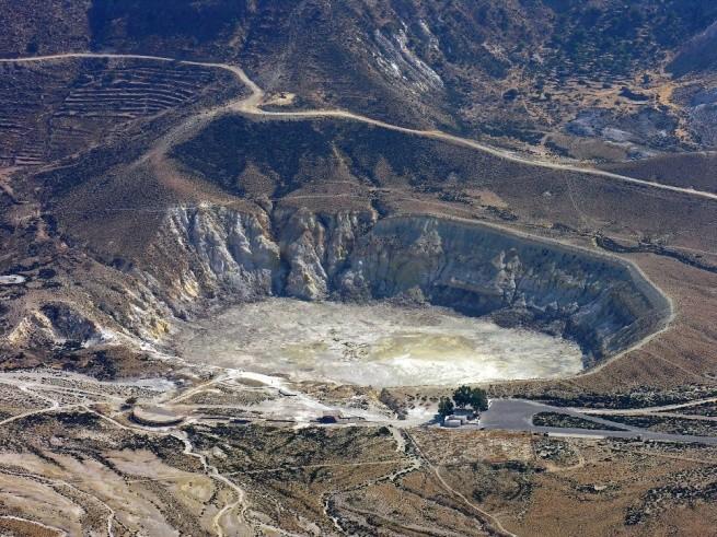 Вулкан Нисироса
