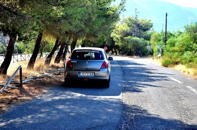 Аренда автомобиля в Греции