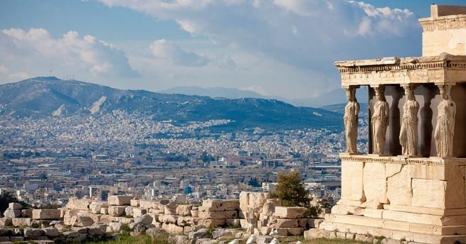 Афины недорогая европейская столица
