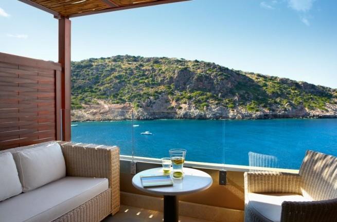 Лучший пляжный отель находится в Греции