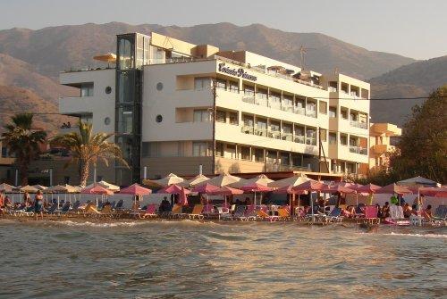 Corissia Beach Крит