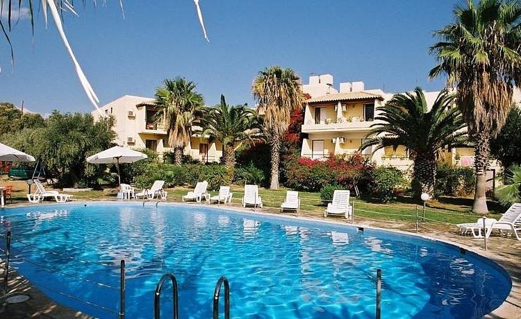 Отели Крита: жилье эконом-класса