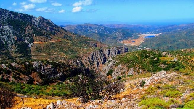 горный Крит