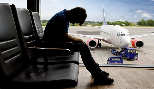 отменили рейс из-за банкротства