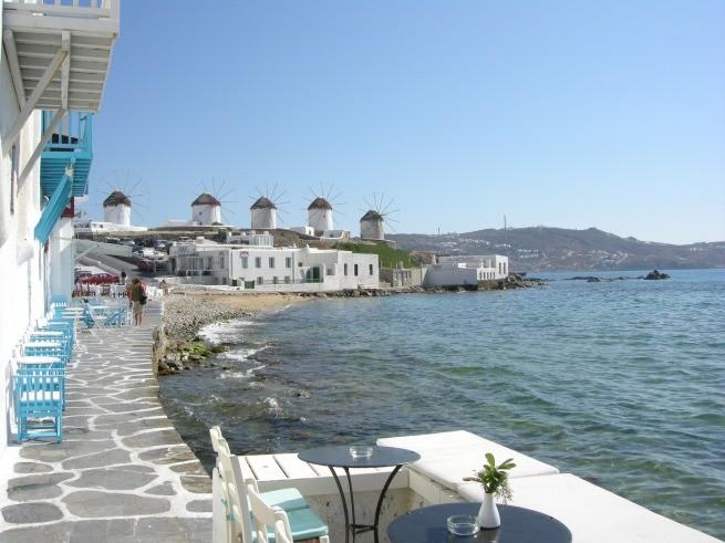 TOP-10 греческих островов по мнению The Irish Times