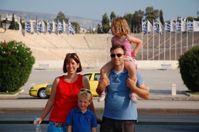 Отдыхать в Греции с детьми можно и нужно!