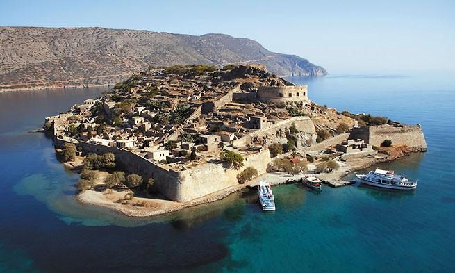 Спиналонга. Крит