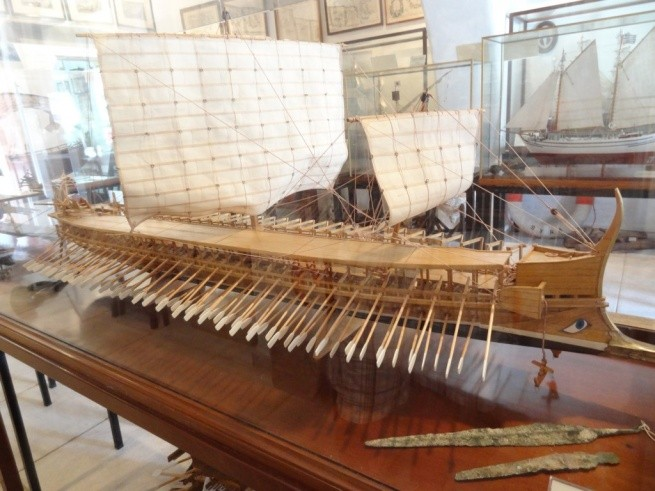 морской музей на Миконосе