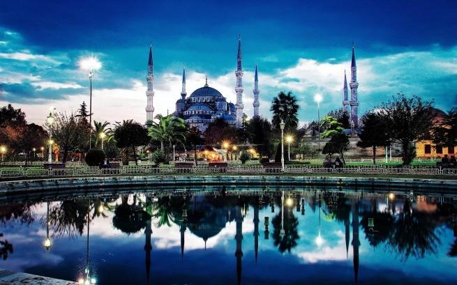 Стамбул Турция или Афины Греция