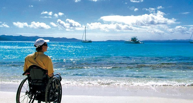 Греция для людей с ограниченными возможностями