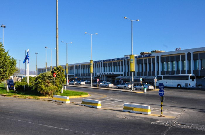 Аэропорт Крита Никос Казандзакис