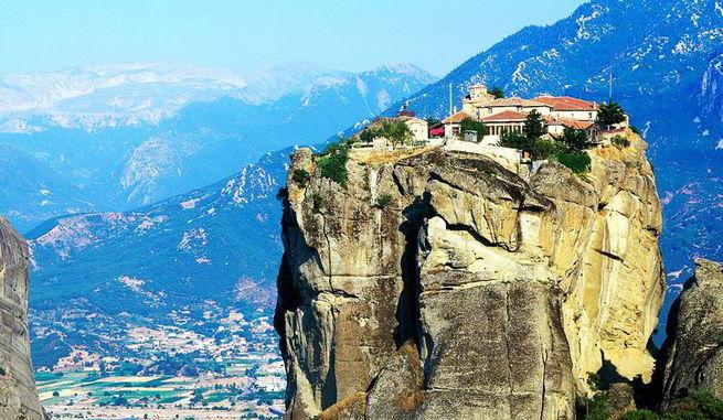 Главные святыни Греции